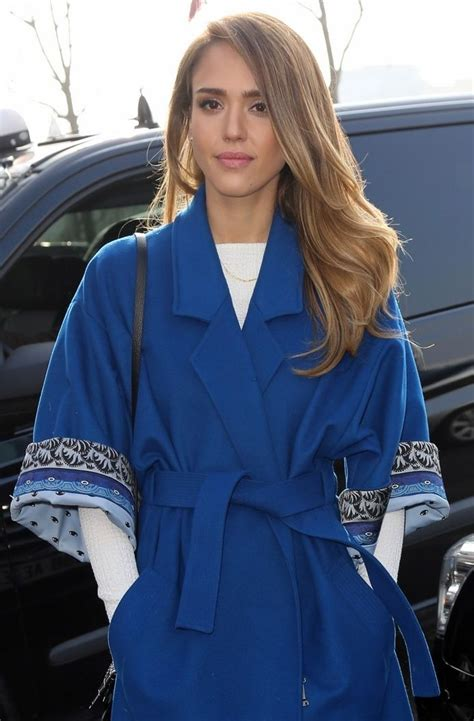 Jessica Alba Blonde Highlights Pretty Hair Pinterest