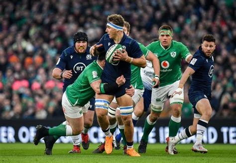 Autumn Nations Cup Ireland v Scotland preview - Rugby World