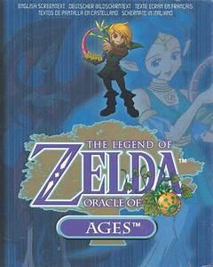 The Legend Of Zelda Oracle Of Agesseasons Gamespot
