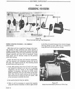 33 Ford 4000 Power Steering Diagram