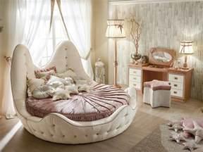 schlafzimmer romantisch runde betten für die schlafzimmer einrichtung 36 ideen
