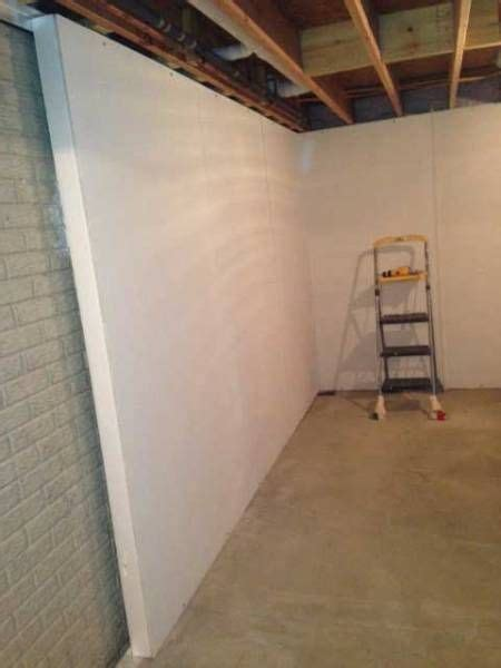 Wahoo Walls is a basement finishing paneling system. It is