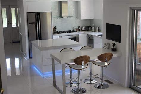 l shaped kitchen with island bench l shaped kitchen with island bench brentwood kitchens 9663
