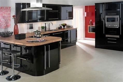 plan de cuisine moderne avec ilot central la cuisine le des cuisines