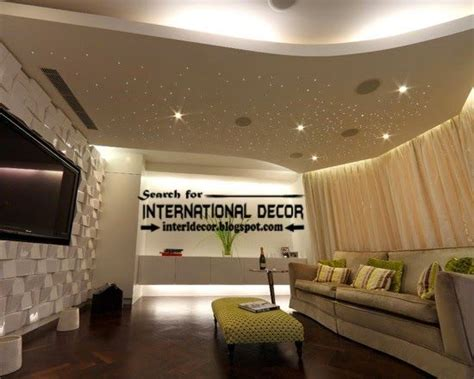Bedroom Ceiling Ideas 2015 by New Pop False Ceiling Designs Ideas 2015 Led Lighting For