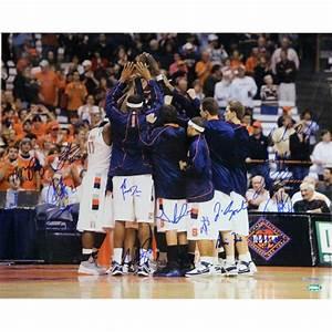 Lot Detail - 2007-08 Syracuse Men's Basketball Team Signed ...