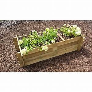Geotextile Pour Carré Potager : carr potager pour plantes avec geotextile solid ~ Melissatoandfro.com Idées de Décoration