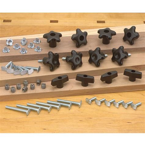 rockler jig parts hardware kit