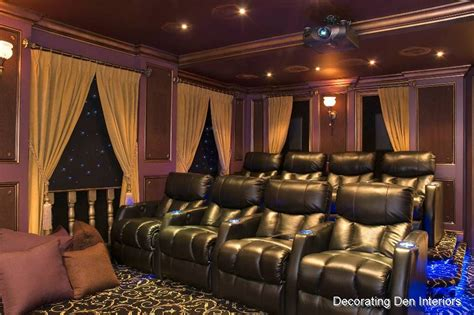 Media Room : Tips For Creating A Media Room, Big Or Small