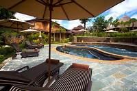 pool deck furniture Pools And Patio Furniture | Backyard Design Ideas