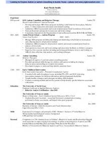 resume exles physical therapist resume sle free