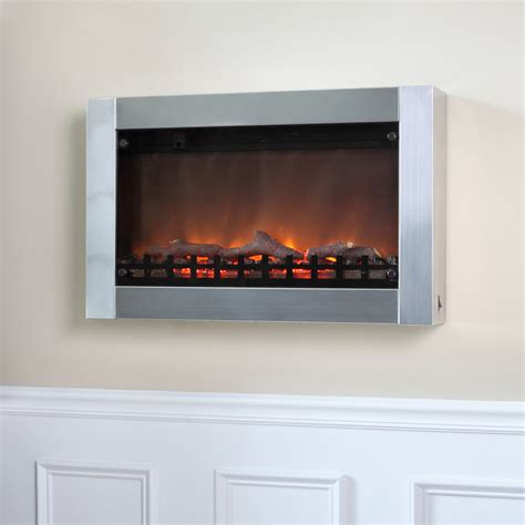 electric wall fireplace white electric wall mount fireplace home design ideas