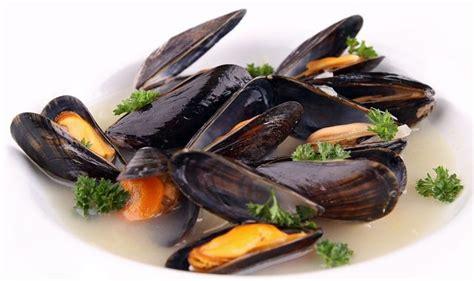 recette des moules marinieres moules  la marinere