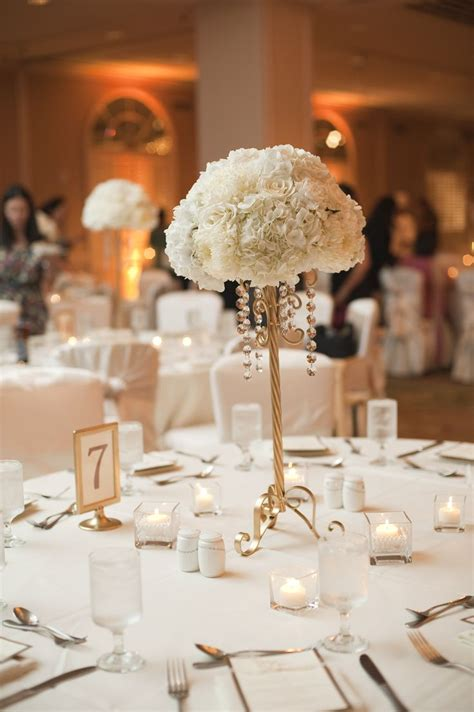 white and gold centerpieces white and gold white and gold centerpieces