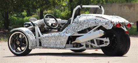 250cc Ztr Roadster Trike High Quality Water Cool 3 Wheel