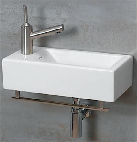 wall hung stainless steel sinks bathroom small wall mount sink idea with stainless steel