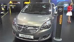 Opel Meriva Cosmo 1 6 Cdti Start U0026stop  2016  Exterior And