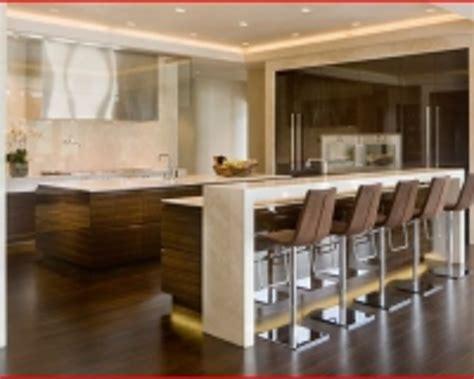 cuisines ouvertes avec bar cuisine moderne avec bar