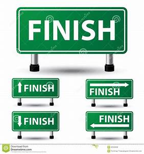 Finish Sign Royalty Free Stock Images - Image: 32343539