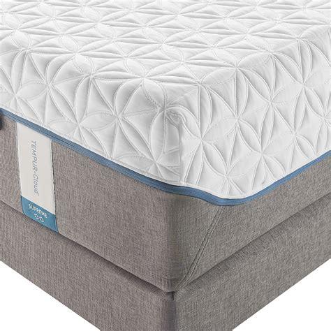 tempur pedic tempur cloud supreme twin mattress