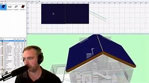 3D střecha