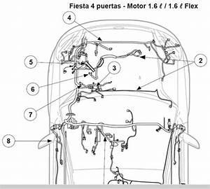 Ford Fiesta 2005 Diagrama Electrico En Espa U00f1ol Excelente