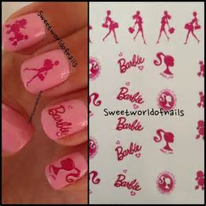 Barbie Nail Art Games for Girls