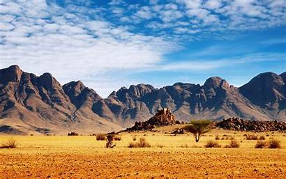 Namibia Mountains Resources Osino Namibian