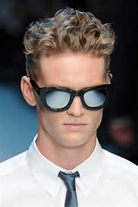 Coiffure Homme Cheveux Bouclés : coiffure homme cheveux boucles courts ~ Melissatoandfro.com Idées de Décoration