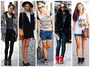 College Look Style : 6 more must follow fashion blogs for style inspiration ~ Watch28wear.com Haus und Dekorationen