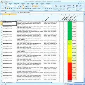 requirements gathering template requirement spreadsheet With accounting software requirements document