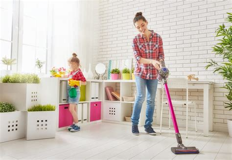 Moving A House  The Cleaning Checklist