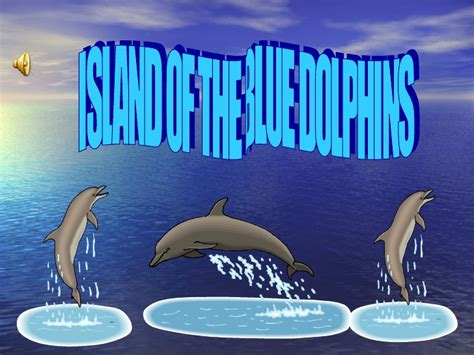 Island Of The Blue Dolphins Tutok