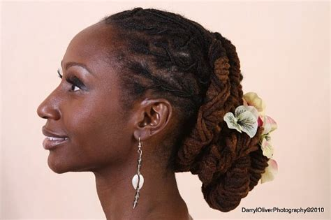Dreadlock Hairstyles For Black Women