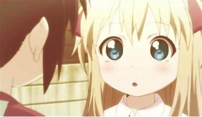 Blushing Blush Anime Thank Smiling Much