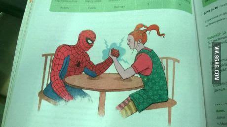 picture  spiderman  pippi longstocking arm