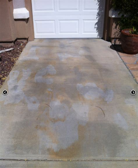 Removing Rust Stains From Concrete Can Be Challenging