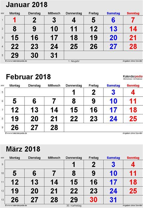 kalender februar als vorlagen