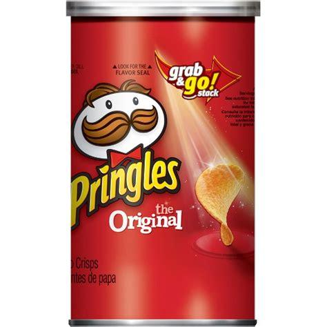 pringles original potato chips 2 36oz target