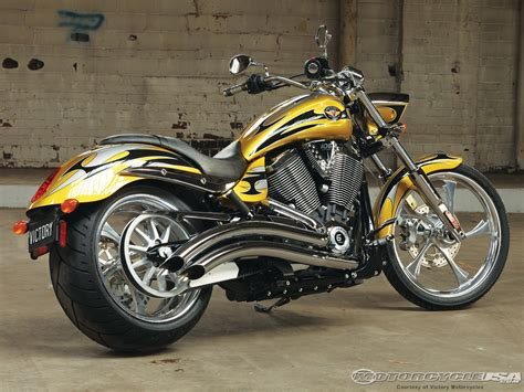 2010 Victory Motorcycles
