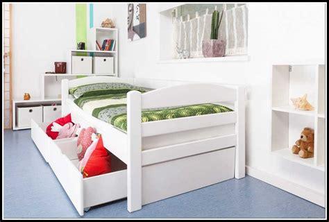 Ikea Malm Bett 90x200 Weis