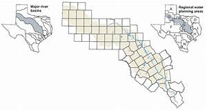 Mountains And Basins Map Texas