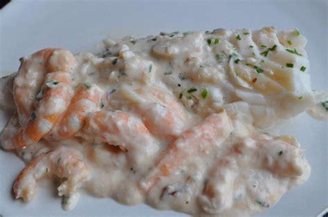 cuisine cabillaud dos de cabillaud sauce citron crevette allégée