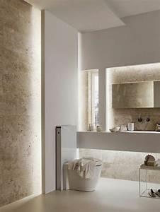 Décoration Murale Salle De Bain : quelle couleur salle de bain choisir 52 astuces en photos ~ Teatrodelosmanantiales.com Idées de Décoration
