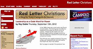 after 3 years here are the most read and discussed With red letter christian book