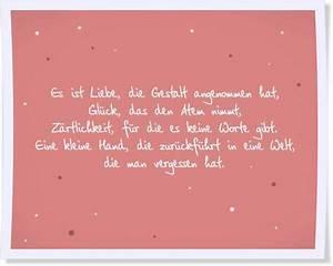 Geschenke Für Junge Eltern : die sch nsten spr che zur geburt kinder pinterest ~ Markanthonyermac.com Haus und Dekorationen