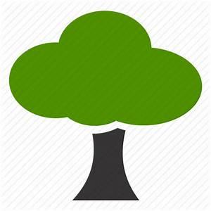Ecology, environment, green, natural, nature, tree icon ...