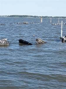 Oyster Bay Tide Chart Inland Bay Oyster Farms Are Being Damaged By Boats