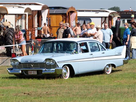 1958 plymouth belvedere information and momentcar