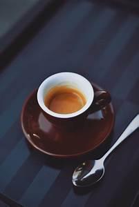 Tasse À Café Avec Support : tasse de caf avec une cuill re caf t l charger des photos gratuitement ~ Melissatoandfro.com Idées de Décoration